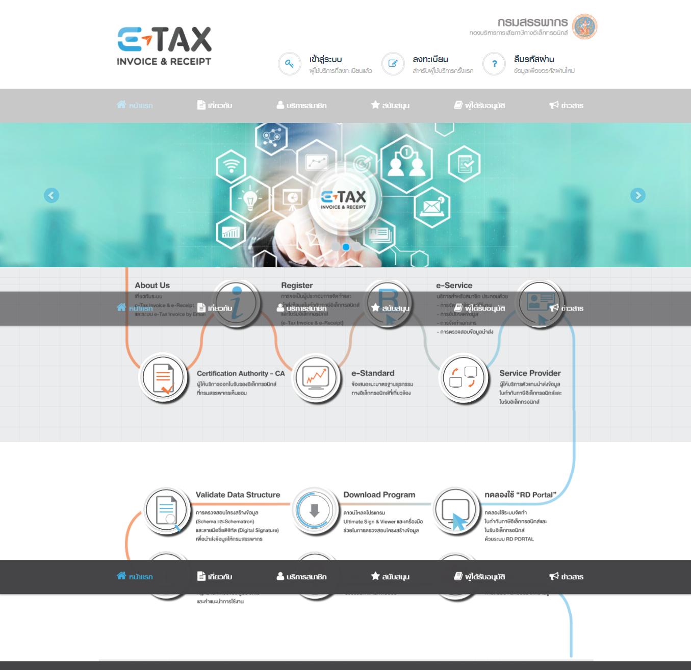 e-taxflow